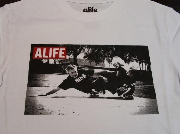 ALIFE REDA ALSON Tシャツ2.JPG
