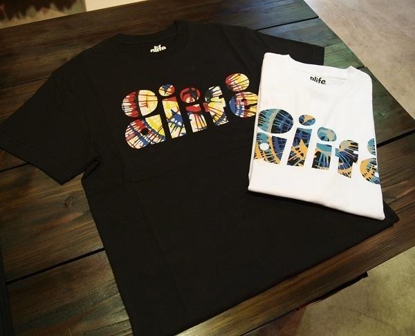 ALIFE SPIN CITY Tシャツ1.JPG