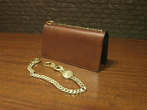 CALEE サイフ 財布 ウォレットチェーン.JPG