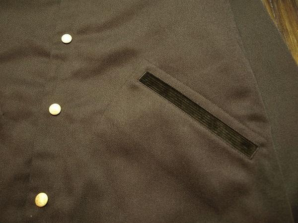 CALEE ツイルワークジャケット ドリズラージャケット (2).JPG