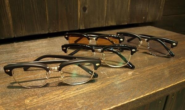 CALEE SIRMONT BROW GLASSESサングラス メガネ.JPG
