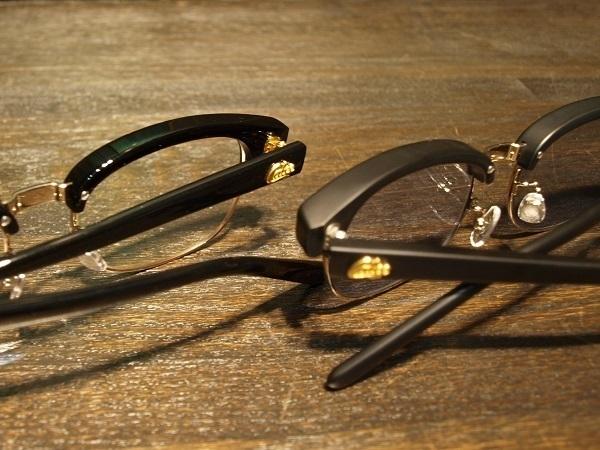 CALEE SIRMONT BROW GLASSESサングラス メガネ (4).JPG