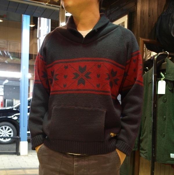 CLUCT ニットセーター.JPG