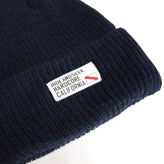 ハイドアンドシーク ニットキャップ ニット帽3.jpg