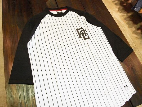 FTC エフティーシー 2016 ベースボールシャツ デニムシャツ (7).JPG