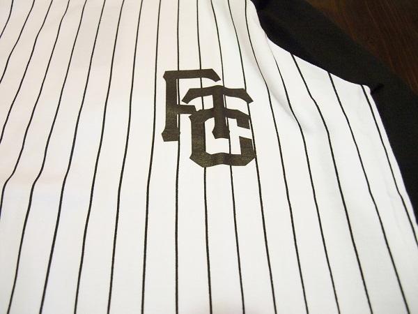FTC エフティーシー 2016 ベースボールシャツ デニムシャツ (8).JPG