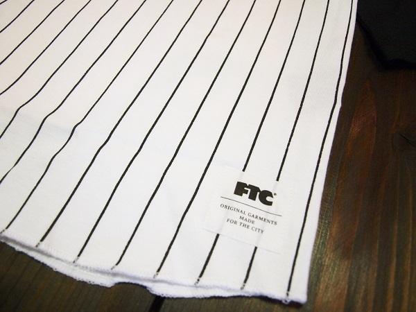 FTC エフティーシー 2016 ベースボールシャツ デニムシャツ (9).JPG
