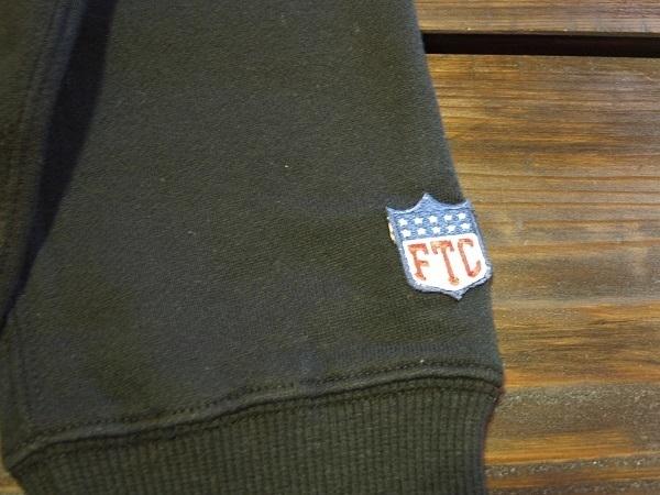 FTC クルーネックスウェット.JPG