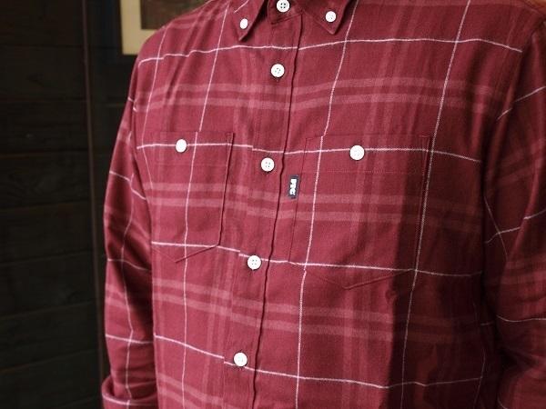 FTC チェックシャツ (2).JPG