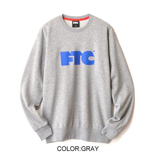 FTC ftc ロゴスウェット OGLOGO スケートブランド (4).jpg