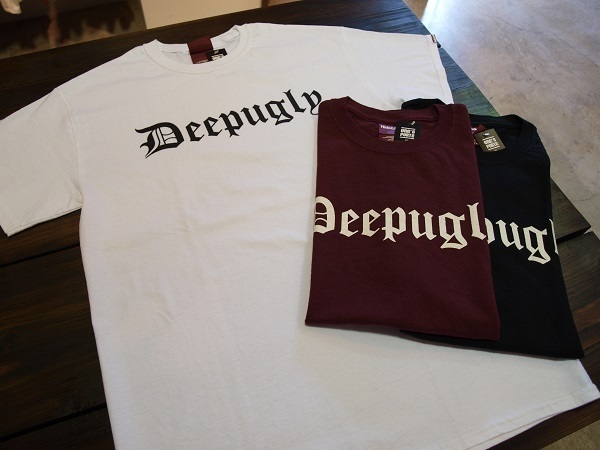 HIDE AND SEEK DEEPUGLY Tシャツ.JPG