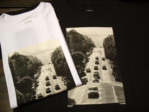 HUF ハフ 2016 Tシャツ (5).JPG