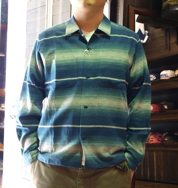 RADIALL ネルシャツ オープンシャツ (3).JPG