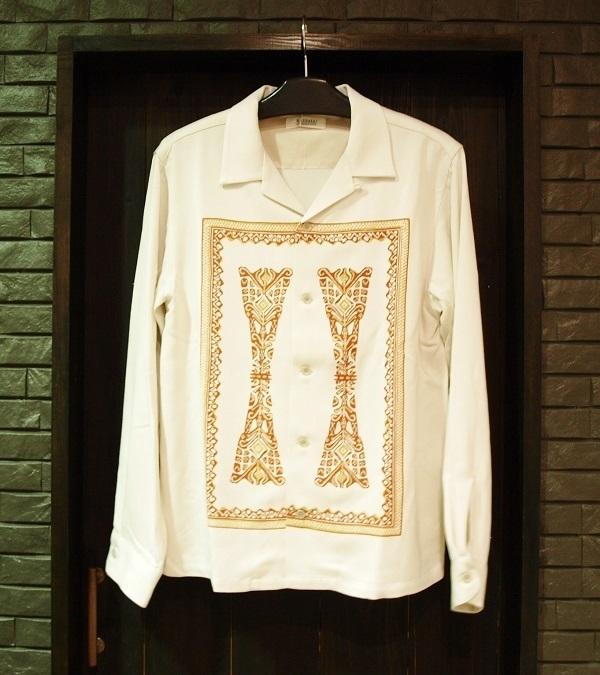 RADIALL ラディアル レーヨンシャツ 1.JPG