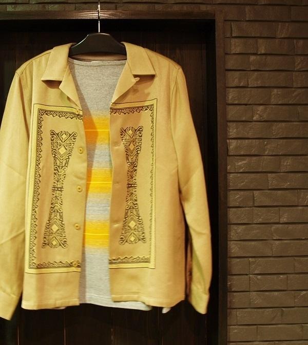 RADIALL ラディアル レーヨンシャツ 2.JPG