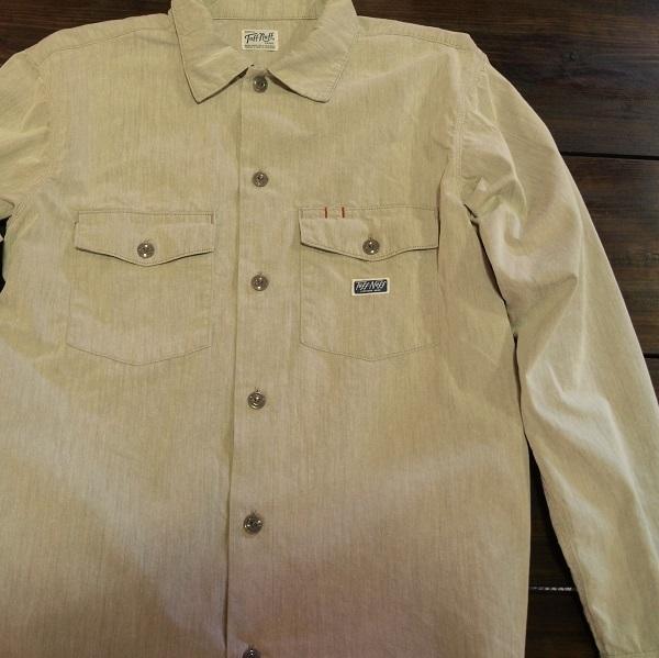 RADIALL ラディアル ワークシャツ1.JPG