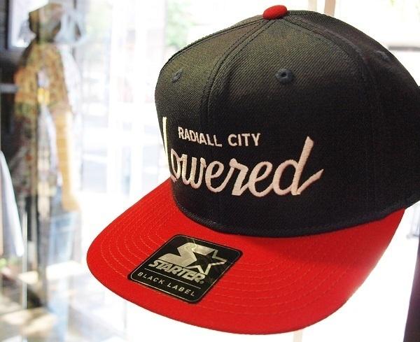 RADIALL LOWERED BASEBALL CAP1.JPG
