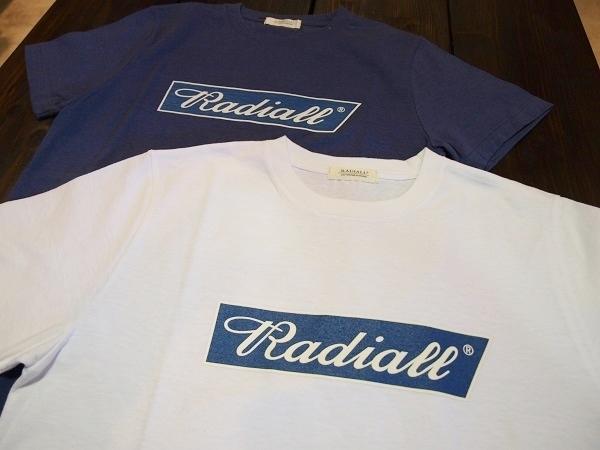 RADIALL Tシャツ スリムテーパードデニム ウォレット 2016春夏 (1).JPG