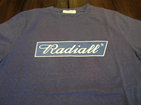 RADIALL Tシャツ スリムテーパードデニム ウォレット 2016春夏 (3).JPG