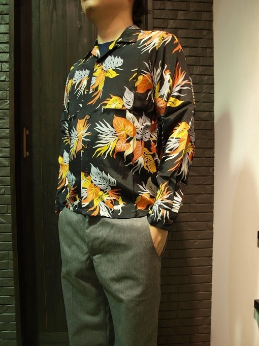 RADIALL WET DREAM- ALOHA SHIRTS.JPG