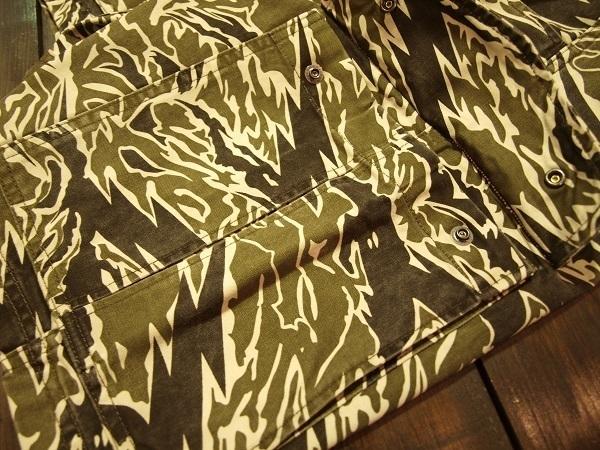 ROUGH AND RUGGED ラフアンドラゲッド タイガーカモショーツ Tシャツ (1).JPG