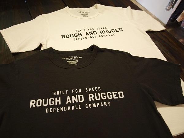 ROUGH AND RUGGED ラフアンドラゲッド タイガーカモショーツ Tシャツ (3).JPG
