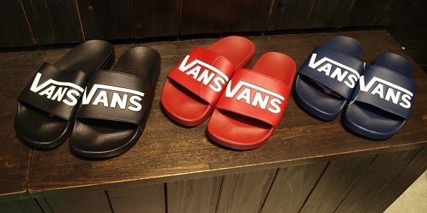 VANS 2016 バンズ サンダル  (1).JPG